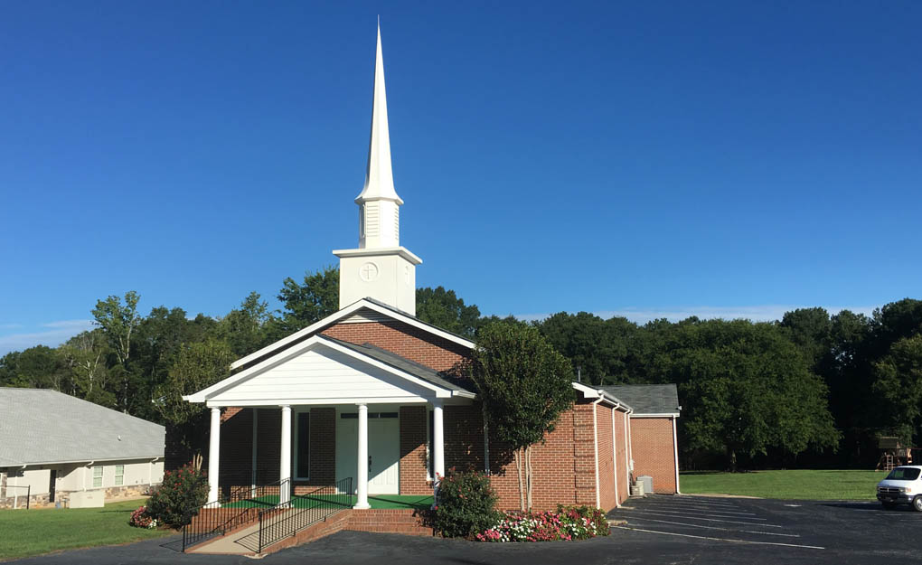 Grace Baptist Welcomes You!